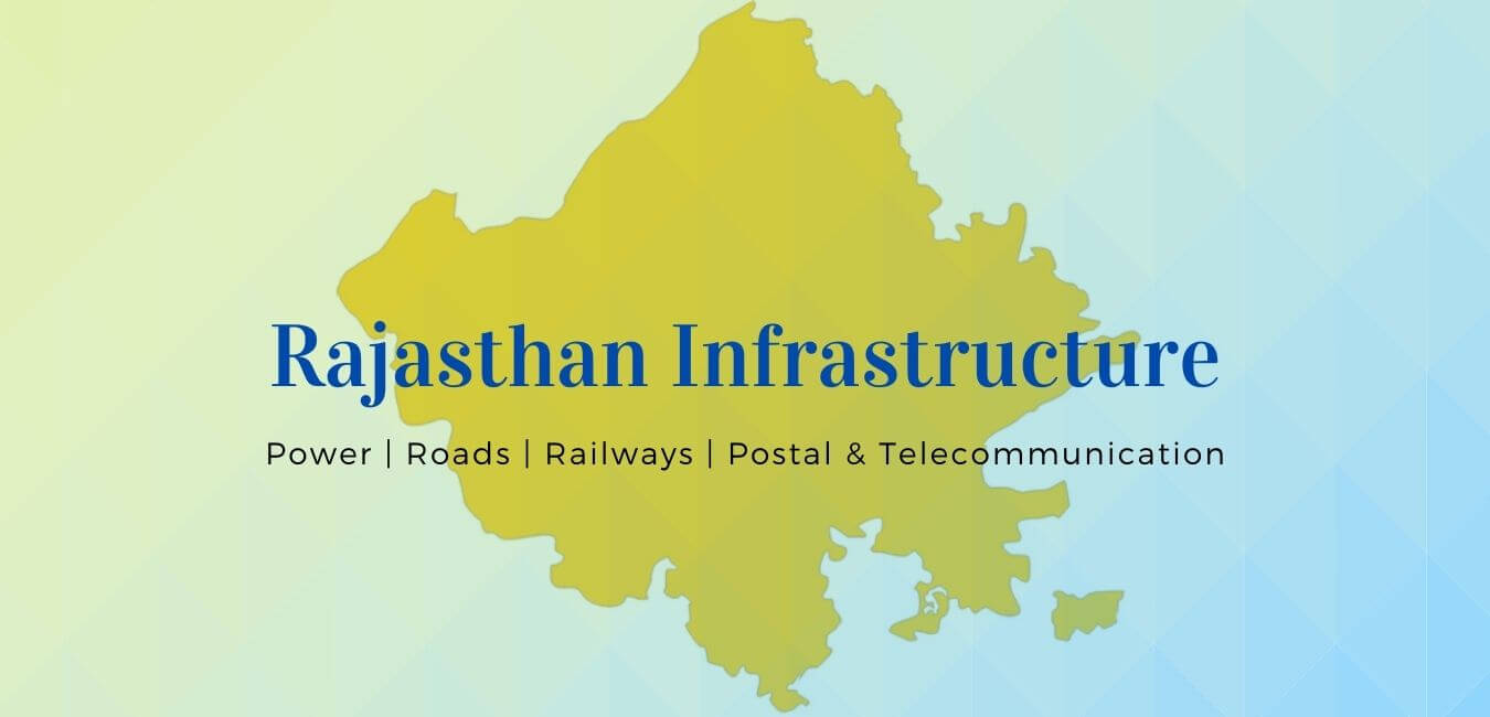 Infrastructure in Rajasthan