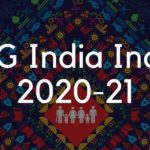 SDG India Index 3 for year 2020 - 21