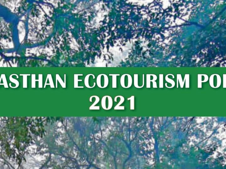 Rajasthan Eco-Tourism Policy 2021