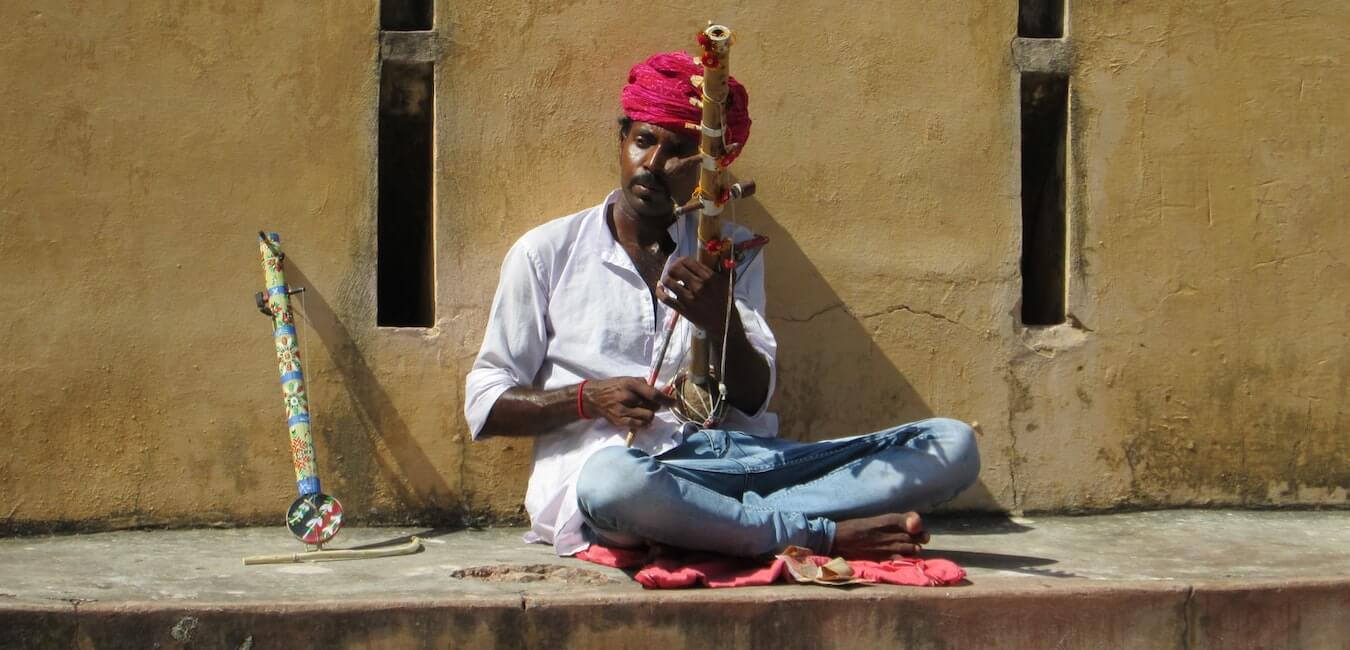 Rajasthani Music & Songs