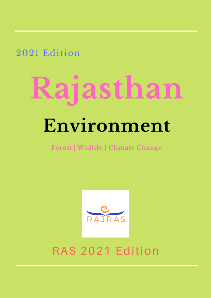 Rajasthan Environment 2021 PDF