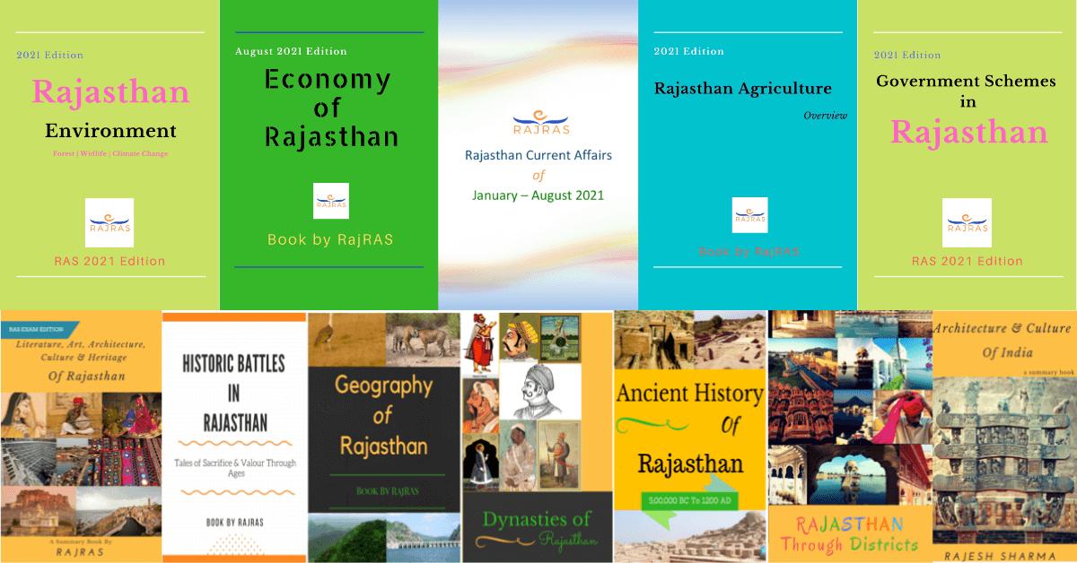 Rajasthan RAS Pre 2021 PDF