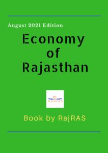 Rajasthan Economy 2021