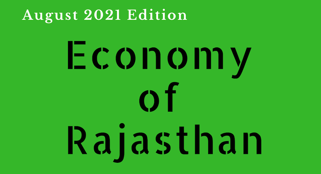 Download Rajasthan Economy PDF: RAS 2021 Edition